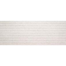 Caja Revestimiento Homestone dec. light white 33.3x90cm. Rect.